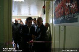 گزارش تصویری از افتتاح اولین پایگاه ورزش قهرمانی در اهر