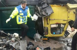 تصادف وحشتناک در جاده مشگین شهر – اهر با ۱ کشته