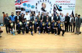 مسابقات بهترین های سبک هالای استان آذربایجان شرقی در اهر