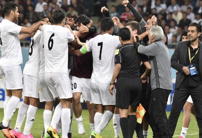 خلاصه بازی ازبکستان ۰-۱ ایران