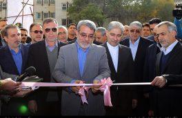 ساختمان جدید استانداری آذربایجان شرقی افتتاح شد