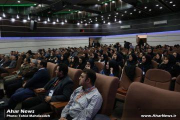 دانشگاه آزاد اسلامی اهر قطب پژوهشی استان می باشد