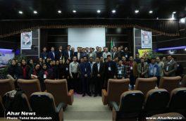 اولین همایش ملی رباتهای صنعتی هوشمند به میزبانی دانشگاه آزاد اهر برگزار شد