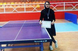 دعوت دانشجوی ورزشکار اهری به اردوی مسابقات قهرمانی دانشجویان کشور