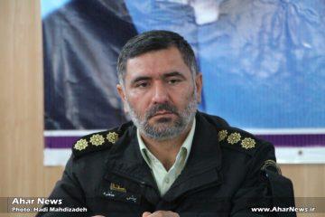 دستگیری سارقان به عنف در اهر