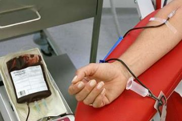 رشد ۲۰ درصدی اهدای خون در اهر