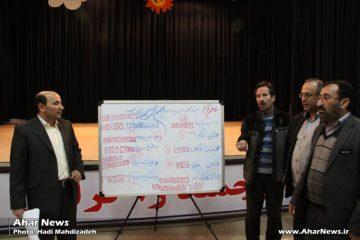 اولین انتخابات انجمن هنرهای تجسمی اهر برگزار شد