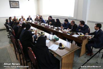 شورای فرهنگ عمومی شهرستان اهر برگزار شد
