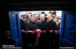 افتتاح  طرح مجتمع  آبرسانی یخفروزان اهر
