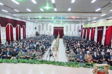 یادواره ۹ معلم و ۳۹ دانش آموز شهید در اهر برگزار شد