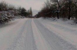 بسته شدن دوباره ۲۶۱ راه روستایی استان در پی کولاک شدید / راه روستایی ۴۰ روستا در اهر بسته است