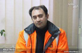 محاصره ۱۰۰ روستای اهر و هوراند در برف و کولاک