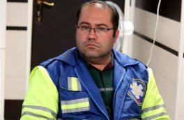 ۱۴ نفر مصدوم حوادث چهارشنبه سوری در اهر / انفجار خودروی سواری پژو در یکی از محلات