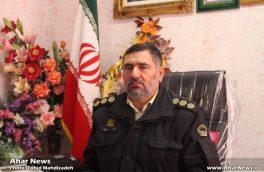 دستگیری سارق با ۱۲ فقره سرقت در اهر