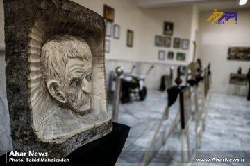 نمایشگاه صنایع دستی استاد قادر خزلی افتتاح شد