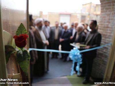 افتتاح مسجد بازسازی شده امام حسن عسگری (ع)