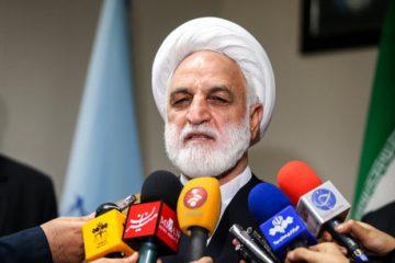 محسنی اژه ای جایگزین رئیسی در هیات مرکزی نظارت بر انتخابات شد
