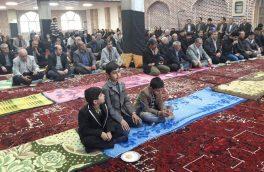 مسجد بازسازی شده امام حسن عسگری (ع) افتتاح شد