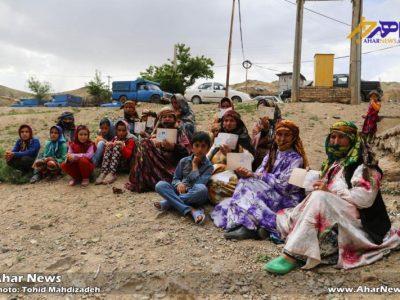 انتخابات ۱۳۹۶ در روستاهای شهرستان اهر