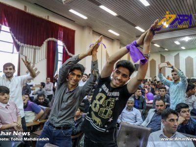 جشن امید در اهر به مناسبت پیروزی دکتر حسن روحانی