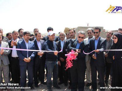 افتتاح اولین باشگاه سوارکاری در شهرستان اهر و منطقه ارسباران