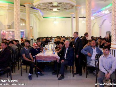 گزارش تصویری از همایش حامیان بهبود سعادتی، کاندیدای پنجمین دوره شورای شهر اهر