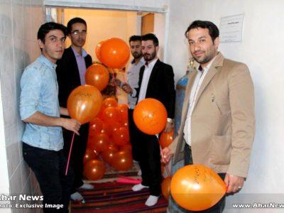 فعالیت های ستاد میرکمال الدین موسوی (قرا گؤز)، کاندیدای پنجمین دوره شورای شهر اهر