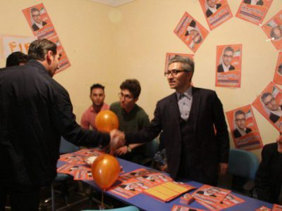 سخنرانی دکتر بهبود جعفری، کاندیدای پنجمین دوره شورای شهر اهر