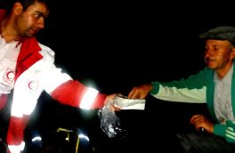 نجات ۴ گردشگر گمشده در ارتفاعات جنگلی شهرستان کلیبر