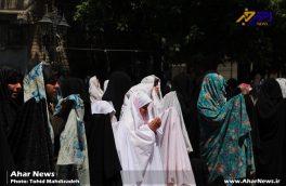 دومین نماز جمعه رمضان ۱۴۳۸ در اهر