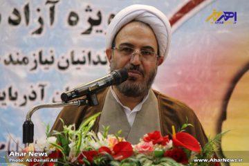 آزادی ۳ زندانی همزمان با برگزاری جشن گلریزان در اهر