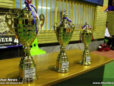 فینال پنجمین دوره مسابقات فوتسال جام رمضان در اهر (۱)