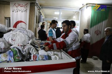 شهرستان اهر در اجرای طرح همای رحمت رتبه برتررا در استان داراست