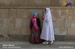 همایش بزرگ حجاب و عفاف در شهرستان اهر