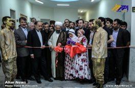 افتتاح نمایشگاه آثار برگزیده اولین جشنواره عکس سال ارسباران