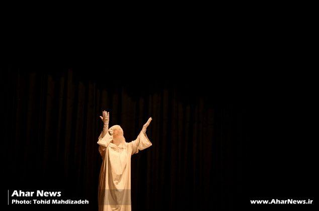 دومین روز یازدهمین دوره جشنواره تئاترهای کوتاه ارسباران (قره داغ)