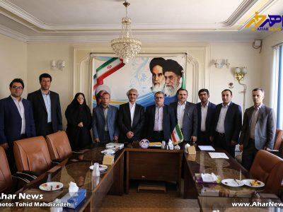 مراسم تحلیف و آغاز به کار پنجمین دوره شورای اسلامی شهر اهر