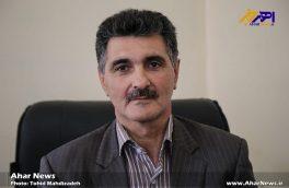 اکبر عطایی، سرپرست شهرداری اهر شد