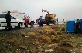 صبح امروز؛ تصادفات جاده ای در محورهای مواصلاتی اهر با ۲ فوتی و ۶ مصدوم
