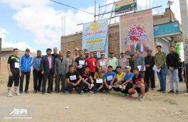 مسابقه دو و میدانی رده سنی آزاد به مناسبت هفته دفاع مقدس