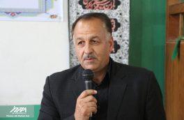آسفالت راه ۶ روستای اهر به مناسبت هفته دفاع مقدس افتتاح شد
