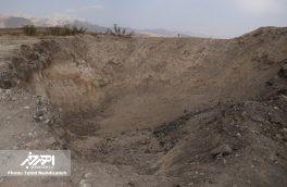 """کاوش های باستان شناسی کورگان های روستای """"ابیللو"""" شهرستان اهر"""
