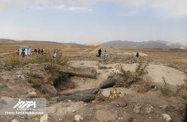 انجام نخستین باستان جانورشناسی تدفین اسب در کورگان ابللو اهر
