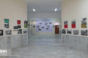 شروع به کار نمایشگاه عکس و پوستر «جلوه ایثار» در اهر
