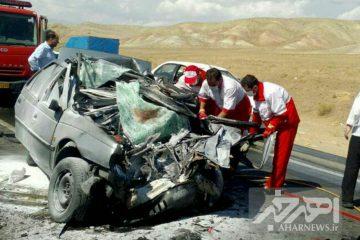 سمفونی مرگ در جاده های پرپیچ و خم کشور