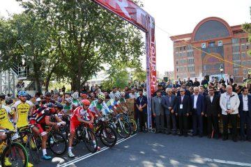 سی و دومین دوره تور بین المللی دوچرخه سواری آذربایجان آغاز شد