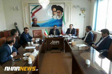 انتخابات هیئت رئیسه شورای اسلامی شهرستان اهر برگزار شد
