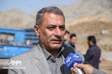 واقع شدن بخش اعظم بزرگراه اهر – تبریز در حوزه استحفاظی شهرستان هریس