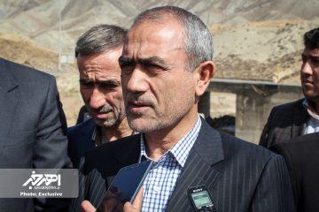پیشرفت ۵۷ درصدی پروژه بزرگراه اهر – تبریز در دولت تدبیر و امید