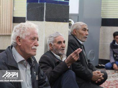 بررسی مشکلات روستای ملالار با حضور فرماندار و نماینده مجلس